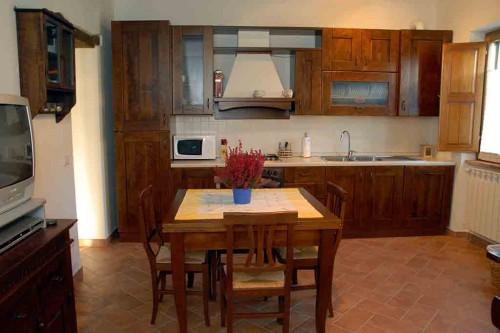 Casa Marta Soggiorno-Cucina